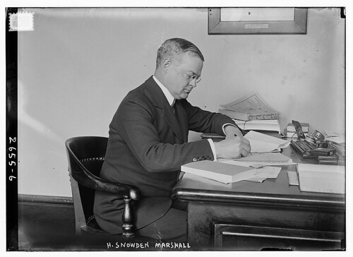 H. Snowden Marshall  (LOC) | by The Library of Congress