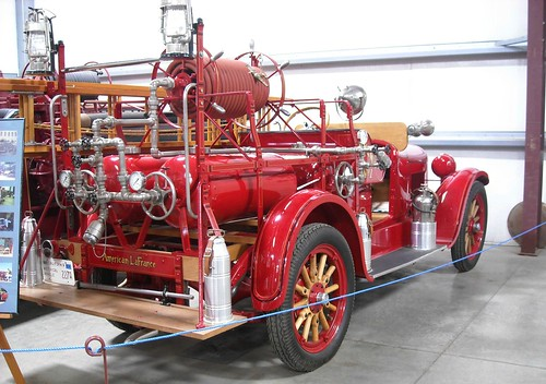 1926 Dodge Brothers American LaFrance Chemical Fire Truck ...