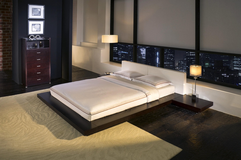 Modern Bedroom Furniture | Modern Bedroom This is an asian-i… | Flickr
