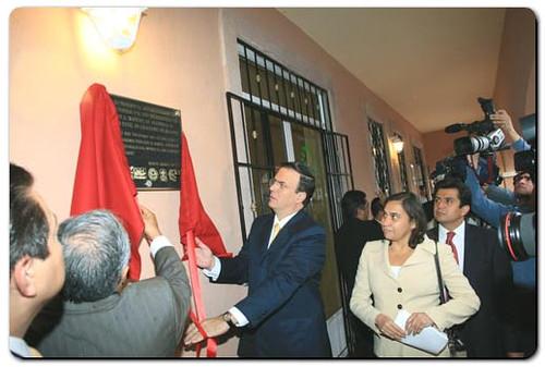 Oficina registro civil en cuautepec inauguraci n del for Oficina registro civil