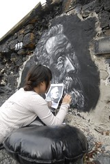 Jules Verne, painted portrait _DDC0157 | by Abode of Chaos
