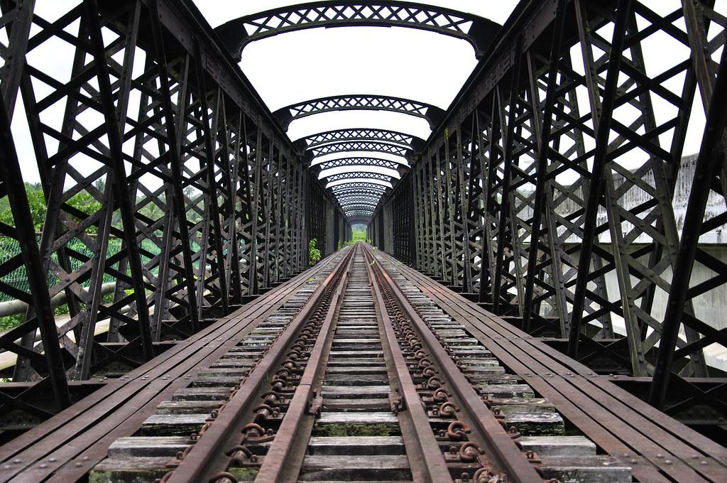 Image result for victoria bridge kuala kangsar