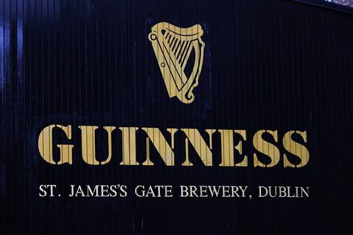 The Guinness Brewery in Dublin, Ireland | by Hazboy