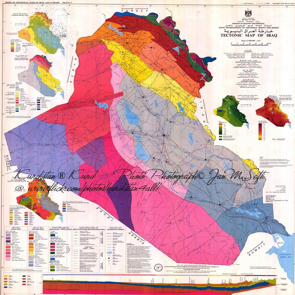 IRAQ Maps | The Nation\'s Kurdistan Pictures ® Kurd @ Foto Fo… | Flickr