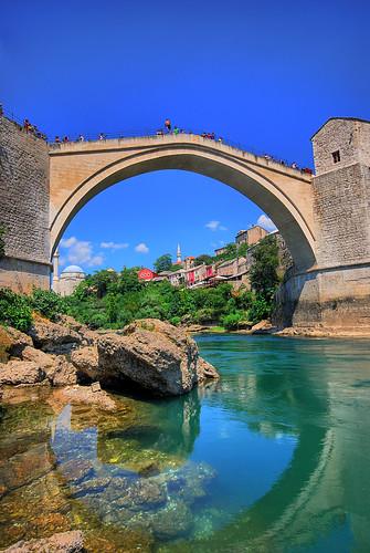 hdr old bridge and - photo #20