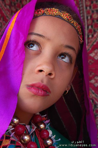 Girl from Ghadames | by العقوري [ Libya Photographer ]