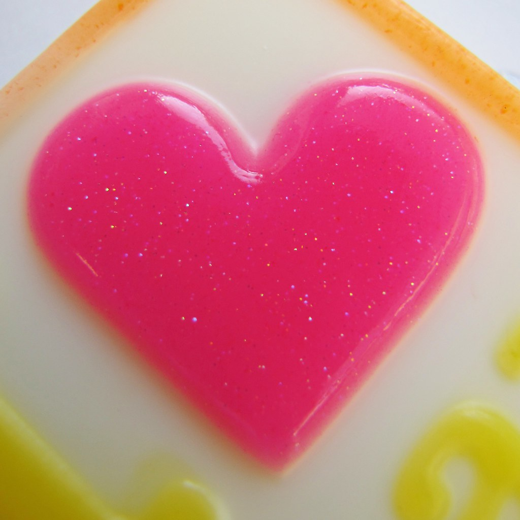 Neon Soap Tutorial | Learn how to make these eye popping soa