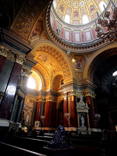 St. Stephen's Basilica | by red R