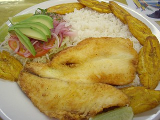 Fried Tilapia at Los Galapagos | by swampkitty
