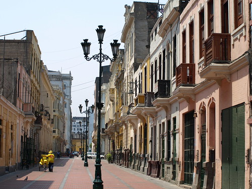 Peru Travel: Colonial streets, Lima | by Latin America For Less