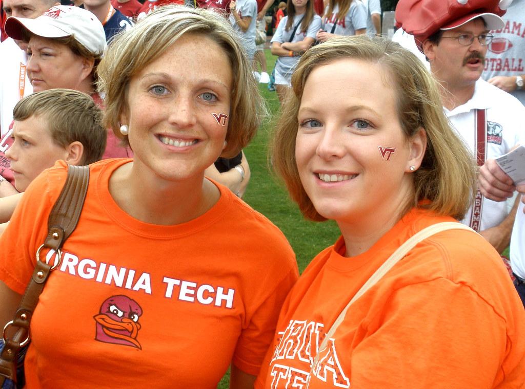 girls Virginia tech