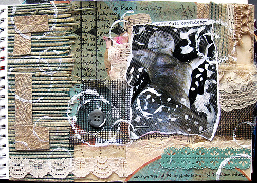 Art Journal - 091909 | by lara**