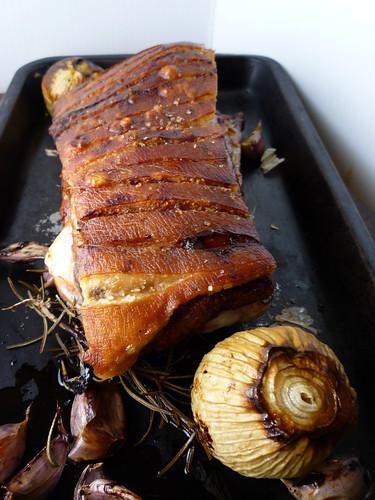 Slow Roasted Pork Belly - Pork Belly with Celeriac & Potato … - Flickr