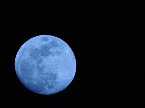 Once in a Blue Moon | by different2une