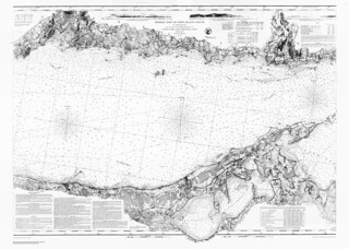 Middle part of Long Island Sound / from a trigonometrical survey under the direction of F.R. Hassler and A.D. Bache. | by uconnlibrarymagic