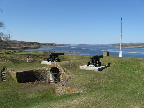 Fort @ Annapolis Royal | by paulhami