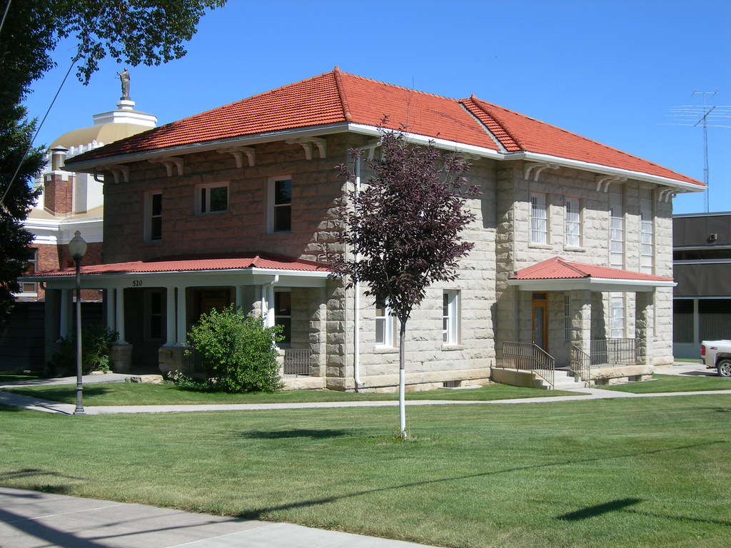 Lincoln County Jail | Kemmerer, Wyoming | Jimmy Emerson, DVM