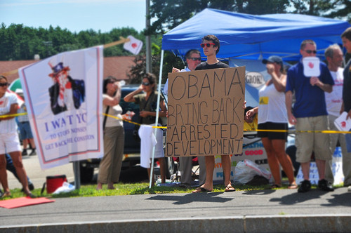 obama bring back arrested development | by Ciara Chase Photography