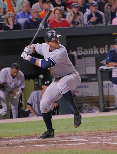 Alex Rodriguez | by Keith Lovett Photography