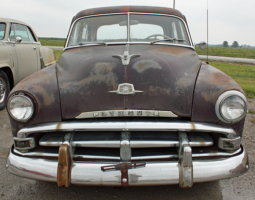1951 Plymouth Cranbrook 4 Door Sedan 1 Of 8 Interested