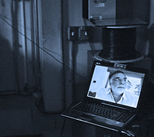 Francis Ford Coppola (on Skype) | by Daniel P. Rubino