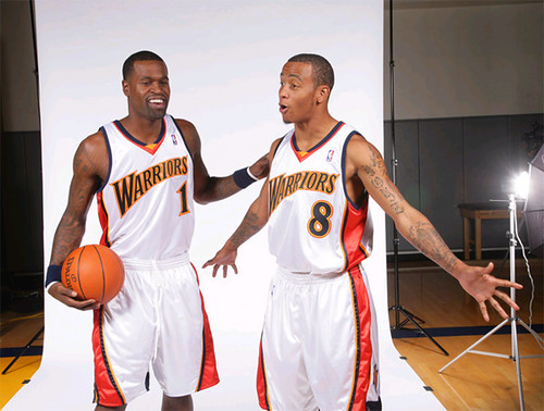 Monta and Jacko | by basketbawful