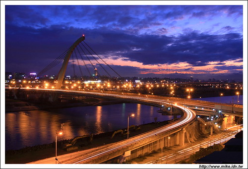 大直橋 DaZhi Bridge