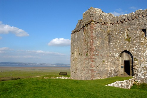 Weobley Castle | by Visit Swansea Bay, Mumbles and Gower
