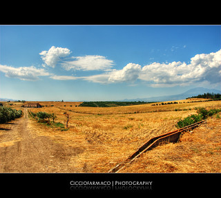 Belpasso - Countryside contrast of colours :: HDR | by ciccioetneo