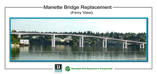 New Manette Bridge | by WSDOT