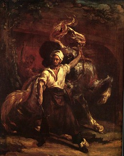 Gericault, Theodore (1791-1824) - The Blacksmith's Signboard (Kuntshalle, Hamburg) | by RasMarley