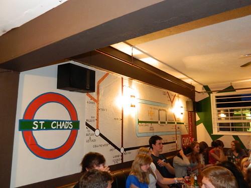 St chads college bar a night out international - Durham university international office ...