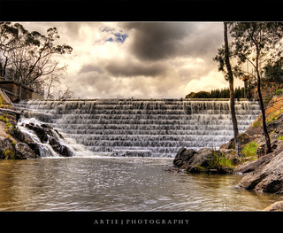 The Dramatic Dam :: HDR | by :: Artie | Photography :: Travel ~ Oct