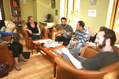 Common Room / Barnacles Hostel / Dublin / Ireland | by Barnacles Hostels