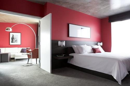 Black Red Bedroom Black Red Bedroom Design Detail Visit Ja Flickr Interesting Black And Red Bedroom