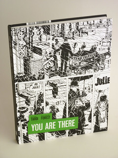 You Are There (Ici Même) by Jacques Tardi & Jean-Claude Forest - front cover | by fantagraphics