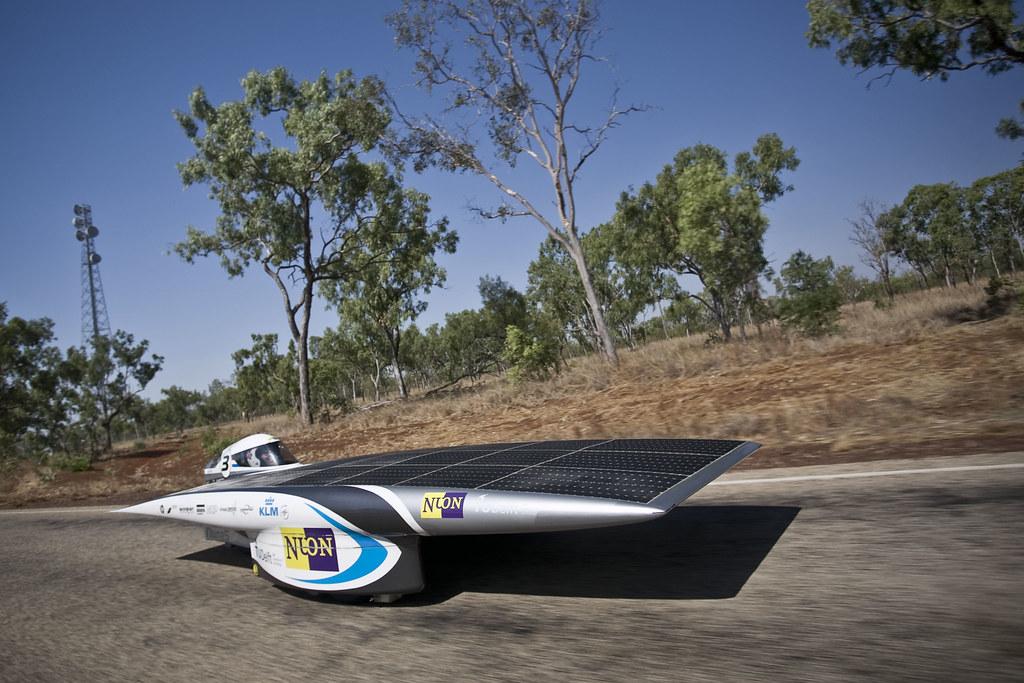 Nuon Solar Team On The Road Nuon Solar Team On The Road Du Flickr