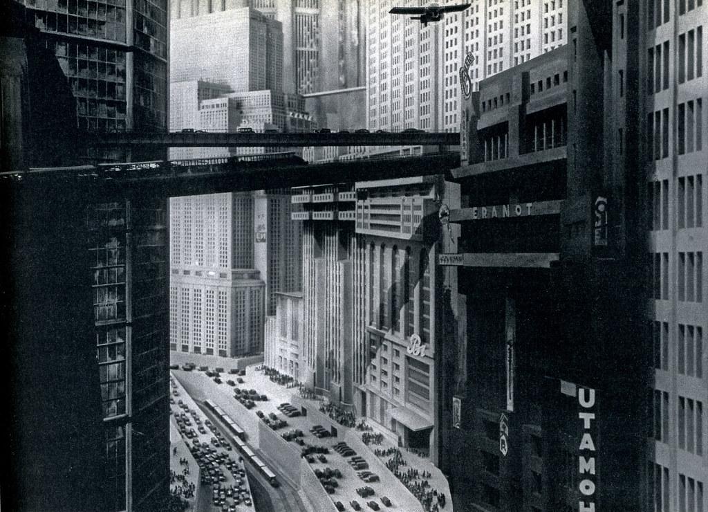 Metropolis (Stummfilm, D 1927)