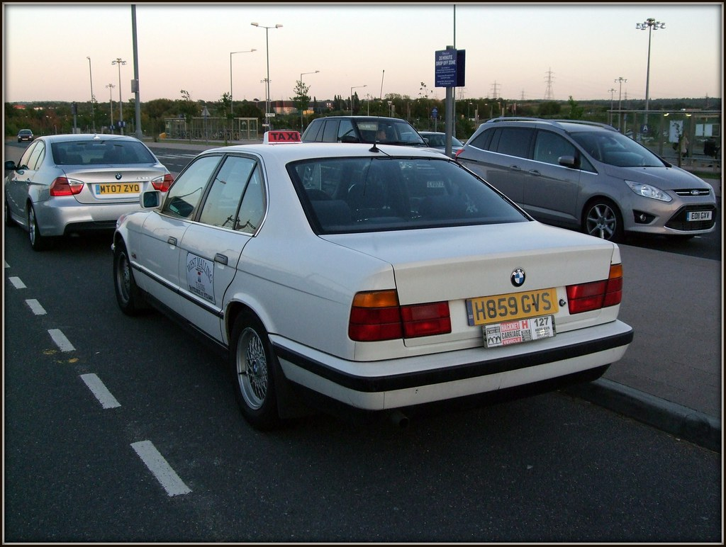 1991 Bmw 5 Series E34 518i Havent Seen A 20 Year Old H Flickr By Stuart Axe