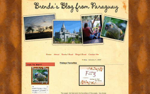 Brenda Blog from Paraguay | by Blogging Women