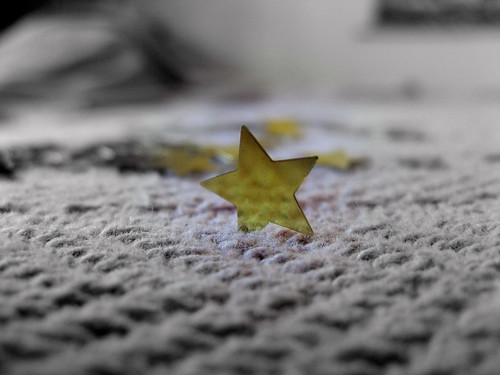 Gold star | by katherine.a