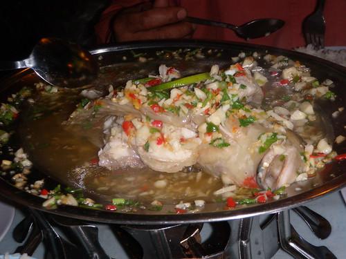 Thai Style Fish Cake Recipe