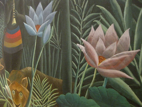 Henri Rousseau | by DayDreamPilot