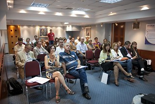 "Parallel Workshop ""Training and Networking for WB-EU research cooperation in ICT for Learning and e-Learning"" organized by the South East European Research Centre/SEERC 