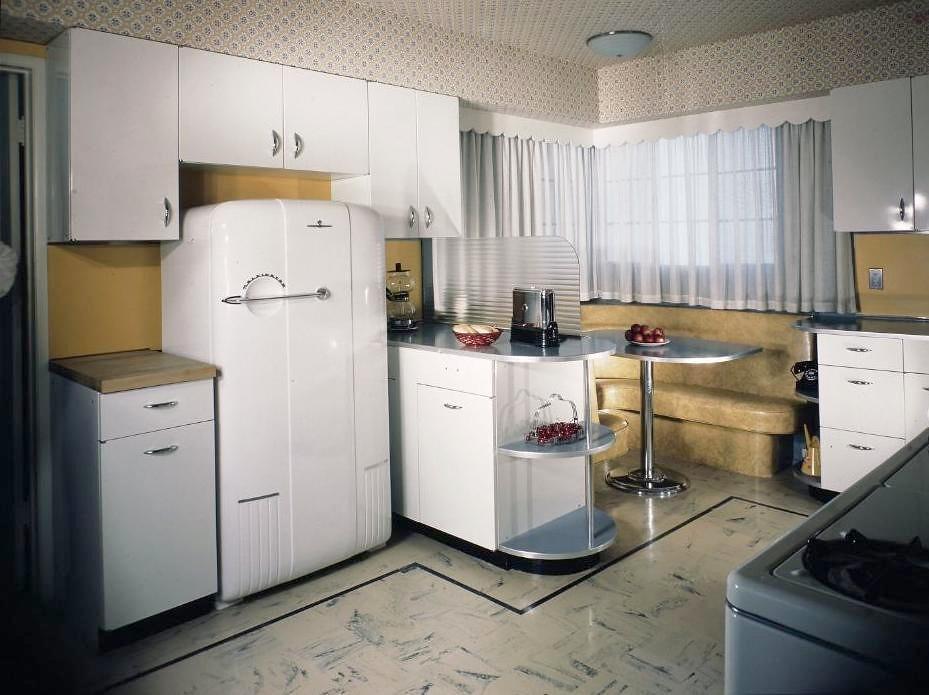 1940s kitchen by java1888 1940s kitchen by java1888 - 1940s Kitchen