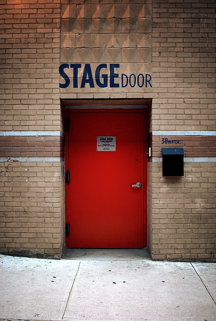 ... STAGE DOOR | by uıɐɾ ʞ ʇɐɯɐs & STAGE DOOR | Backlinks: * How to Find Opportunities for Acto\u2026 | Flickr