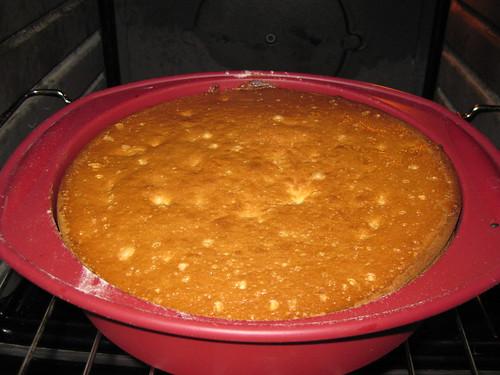 Bizcocho de lim n y almendras 2 bizcocho de yogur de for Bizcocho de yogur y almendra