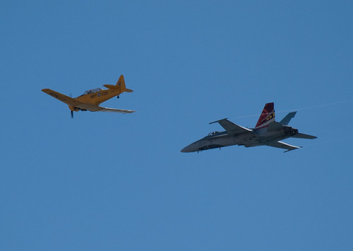 Canadian Forces Heritage Flight 3 | by cetaylor