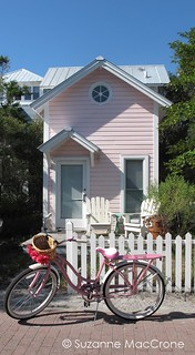 Precious Cottage ~ Seaside | by Suzanne MacCrone Rogers ~ Italian Girl in Georgia