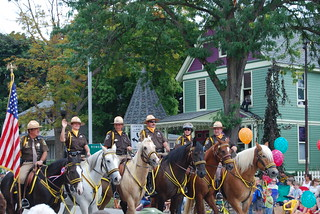 Macomb County Sheriff Mounted Division | Aline | Flickr
